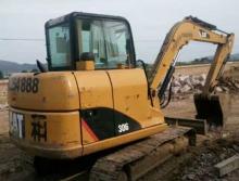 卡特2012年306挖机
