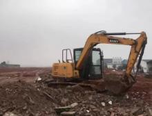 三一重工2013年75-9挖掘机