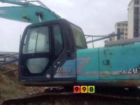 神钢2015年200-10挖掘机
