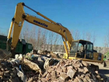 小松2012年240-8挖掘机