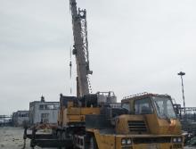 徐工2004年25吨吊车