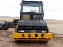 徐工2014年12吨双钢轮压路机
