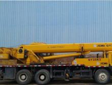 徐工2006年25吨吊车