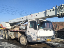 中联2008年16吨吊车