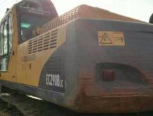沃尔沃2012年290挖掘机