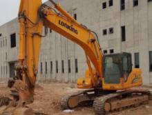 龙工2013年235挖掘机