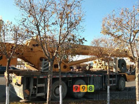 徐工2013年20吨吊车