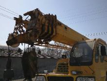 徐工2007年20吨吊车