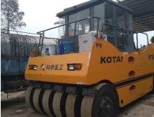 科泰重工2011年30吨轮胎压路机