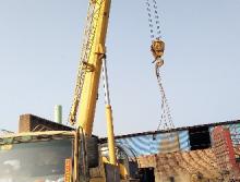 柳工2013年25吨吊车