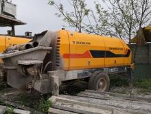 打包出售两台10年出厂13年使用的6016110中联拖泵