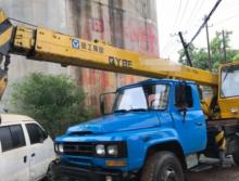 徐工2007年8吨吊车