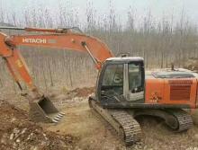 日立2012年210二手挖掘机