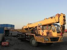 徐工2011年12吨吊车