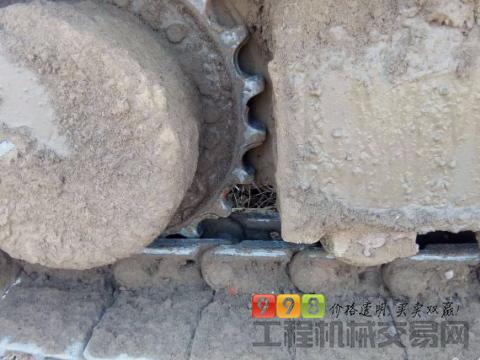 神钢2011年200超8挖掘机