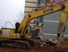 小松2015年200-7挖掘机