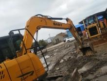 三一重工2011年65挖掘机