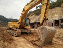小松2014年350-7挖掘机