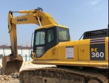 小松2012年360-7挖掘机