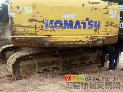 小松2011年200-8挖掘机