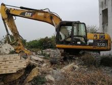 卡特彼勒2011年323挖掘机
