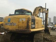 小松2012年130-7挖掘机