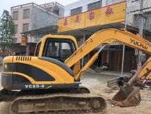 玉柴2011年85-5挖掘机