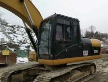 卡特彼勒2010年320D挖掘机