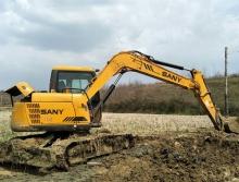 三一重工2011年75-8C挖掘机