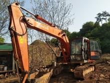 日立2011年120-6挖掘机