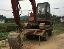 加藤2013年307挖掘机