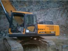 三一重工2012年365挖掘机