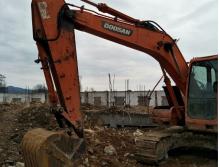 斗山2013年150挖掘机