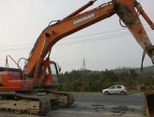 斗山2012年300-7挖掘机