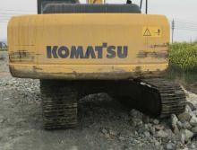 小松2011年220-7挖掘机