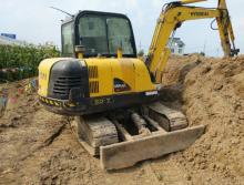 现代2014年55-7S挖掘机