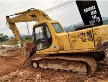 小松2014年200-6挖掘机