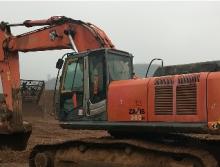 日立2009年360挖掘机