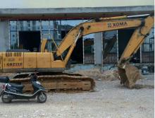 厦工2012年822挖掘机