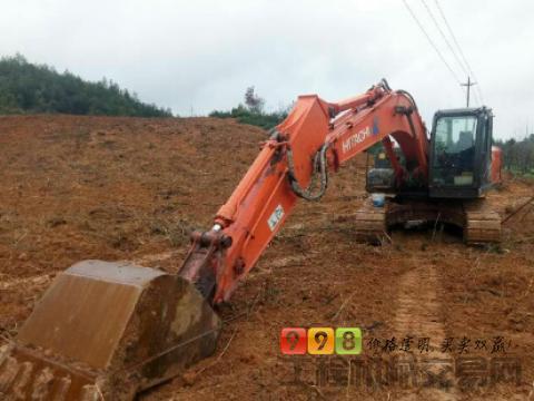 日立2010年200-3挖掘机