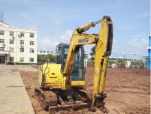 小松2013年56-7挖掘机
