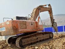 日立2010年450-6挖掘机