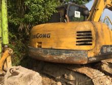 柳工2010年908挖掘机