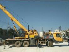 柳工11年12吨吊车
