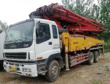 三一13年46米泵车