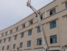 鸿得利2011年24米泵车