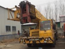 长江2013年50吨吊车
