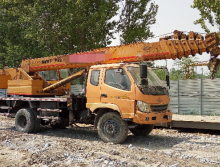 福康2014年10吨吊车