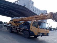 柳工2011年12吨吊车
