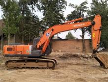 日立2012年ZX200-3G挖掘机